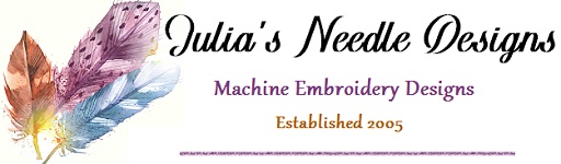 1-Welcome To Julia's Needle Designs