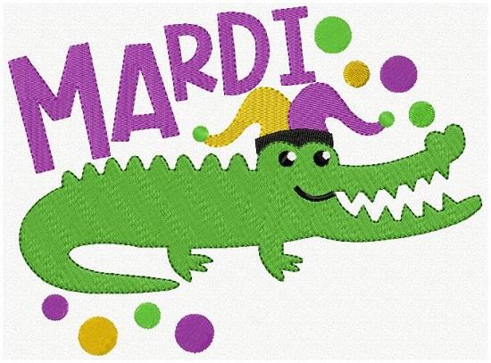 Mardi Gras Collection III