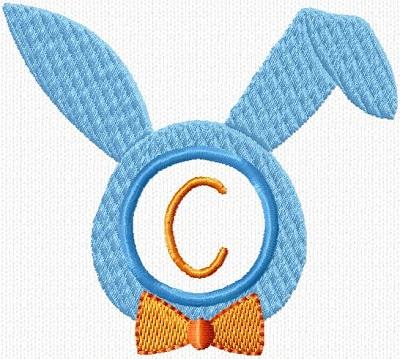 Alphabet Bunny Ears