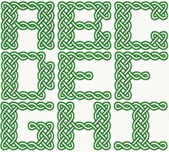 800Alphabet-CelticKnot-1
