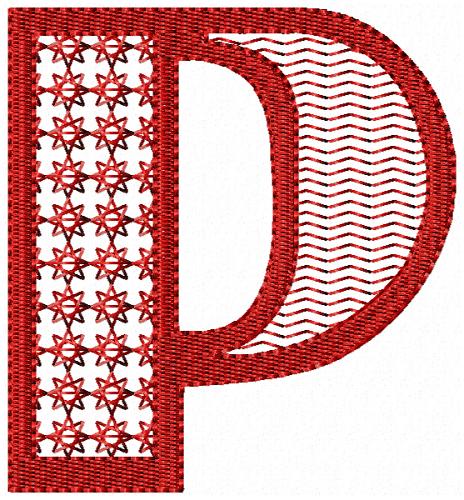 Alphabet Starscapes