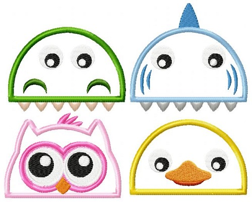 Animal Toppers I