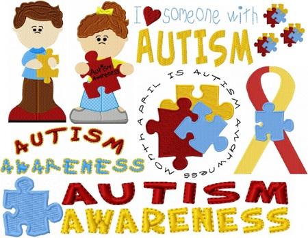 Autism Awareness I