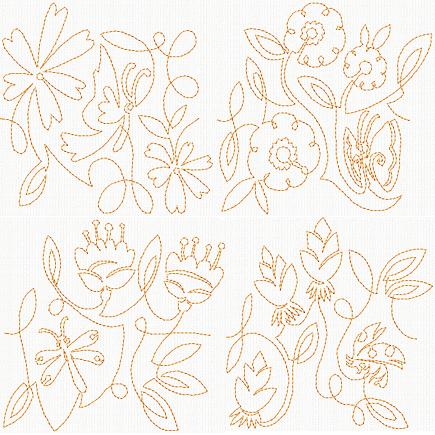 CL-Bugs & Flowers