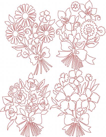 CL-Bouquet Of Flowers