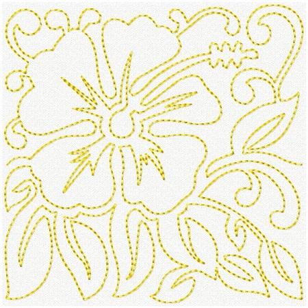 CL-Hawaiian Flowers