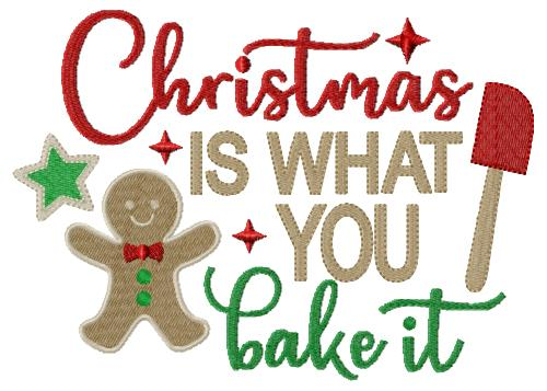 Christmas Baking II
