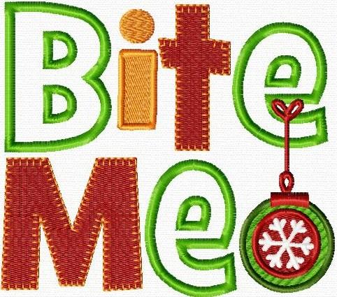 Christmas Lettering II
