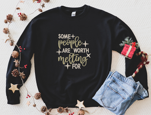 Christmas Lettering X