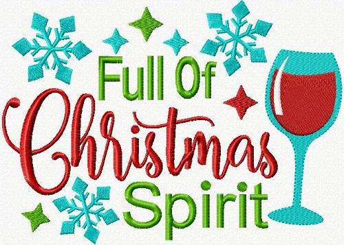 Christmas Fun Spirits III