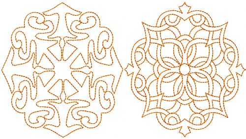 Circular Mosaics I