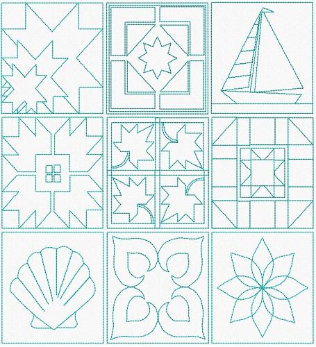 Classic Quilt Blocks IV