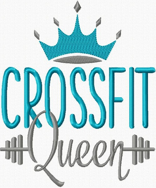 Cross Fit Queen