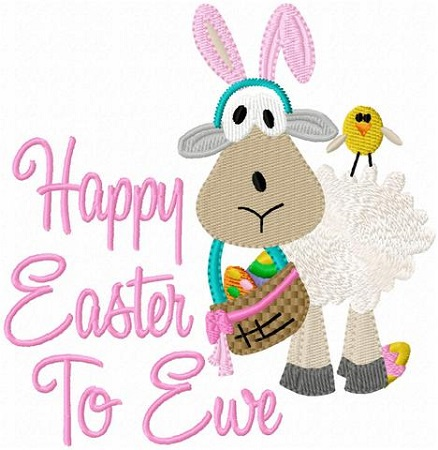 EWE-Happy Easter
