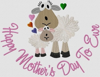 EWE-Happy Mothers Day