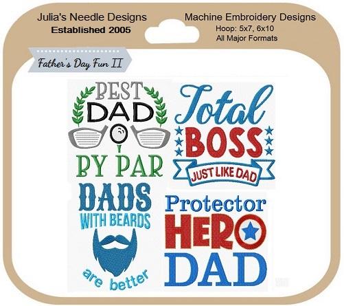 Father's Day Fun II