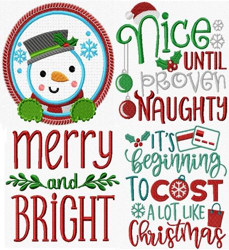 Festive Christmas V
