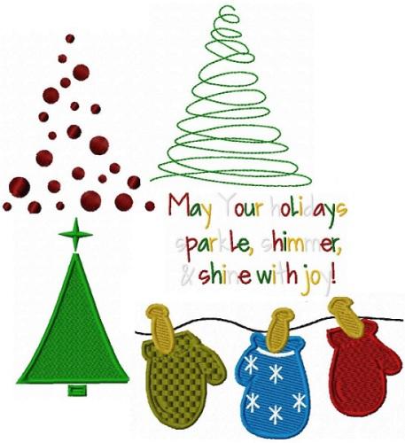 Festive Christmas I