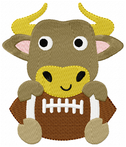 Football Mascots I