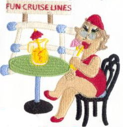 Grannies Cruise Ship