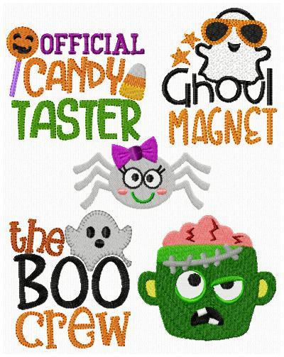Halloween Fun Set II