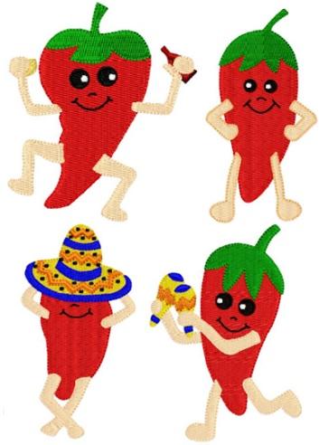 Chile Pepper Friends