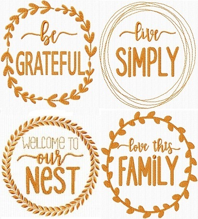 Inspirational Wreath Sayings