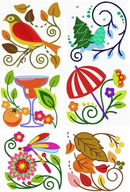 Jacobean Seasons