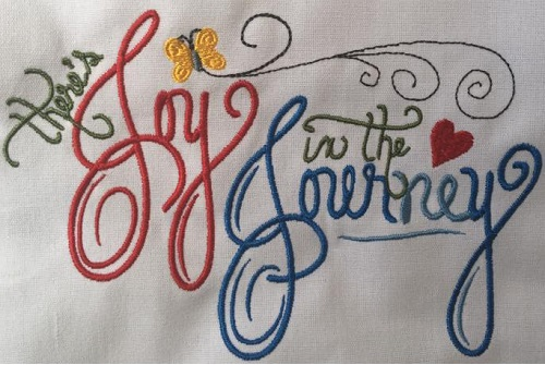 Joy InThe Journey