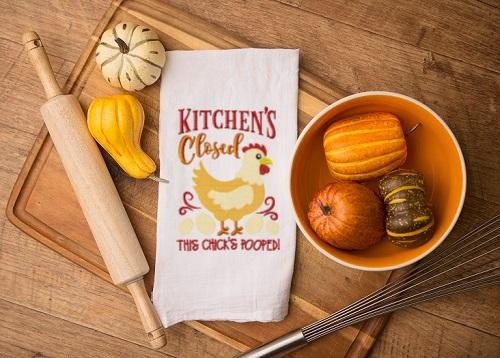 Kitchen Sayings VIII