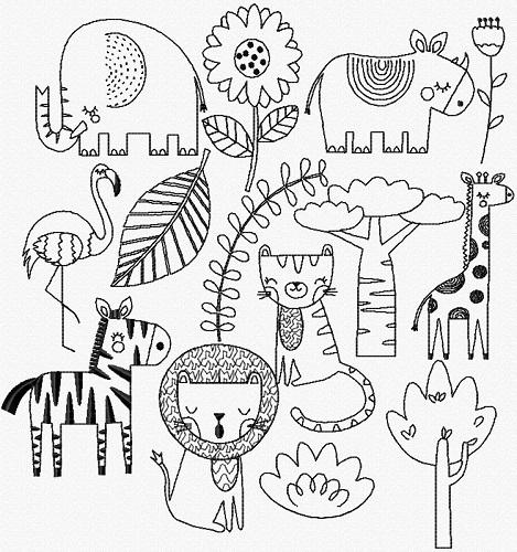 Little African Safari