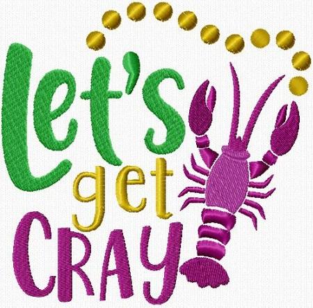 Mardi Gras Cray Cray