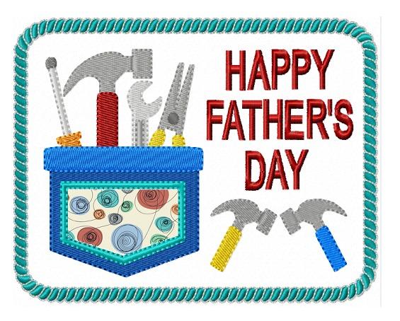 Mug Rug Father's Day
