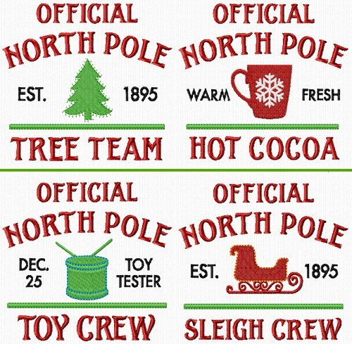 Official North Pole