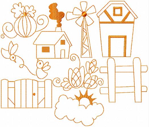 Orangework Farm II