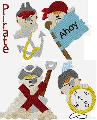 Pirate Peeker's