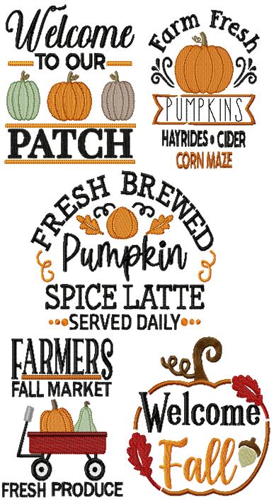 Pumpkin Patch I