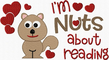Reading Pillow Squirrel