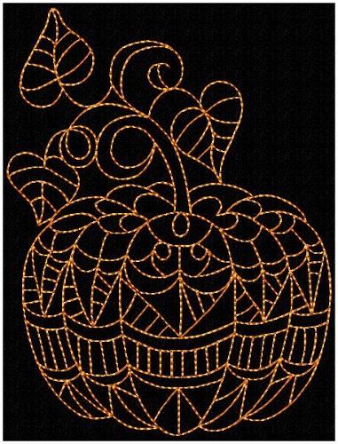 800RedworkAutumnLeavesAndPumpkins-3