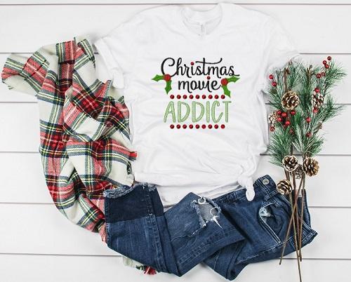 Sassy Christmas Lettering IV