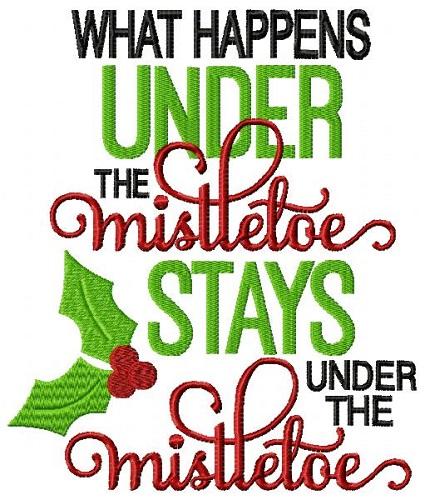 Sassy Christmas Lettering V