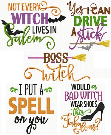 Sassy Halloween Sayings III