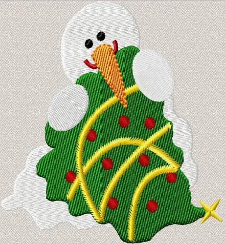 Snowman Peeker's