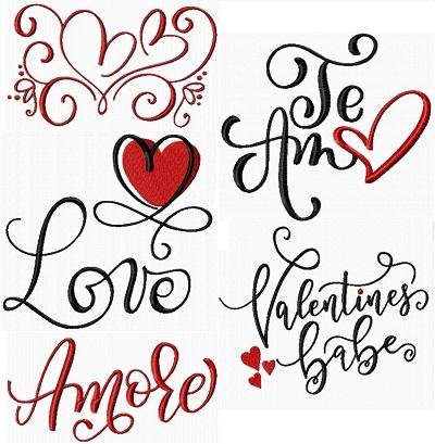 Valentine Extravaganza I