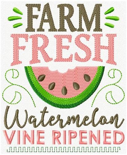 Watermelon Gnomes