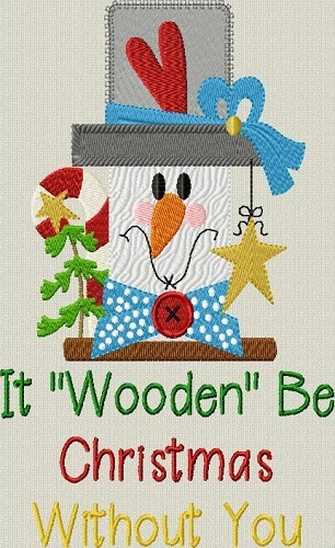 Woody The Snowman.html
