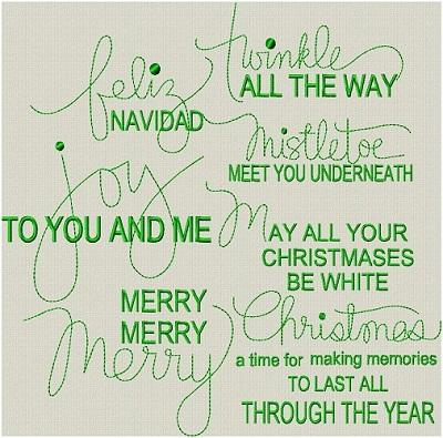 Words Of Christmas III