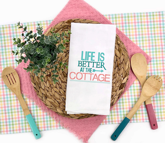 Life Is Better At