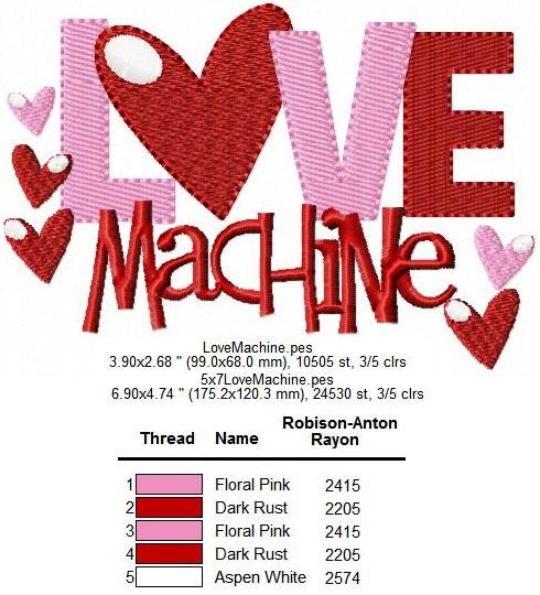 CCLoveMachine