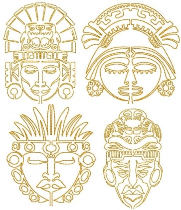 CL-Aztec Masks